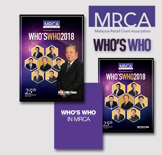 WHO'S WHO IN MRCA?